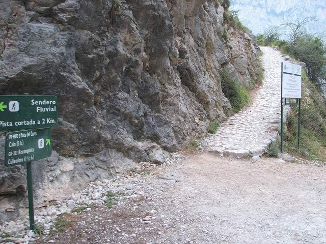 Ruta del Cares-Poncebos
