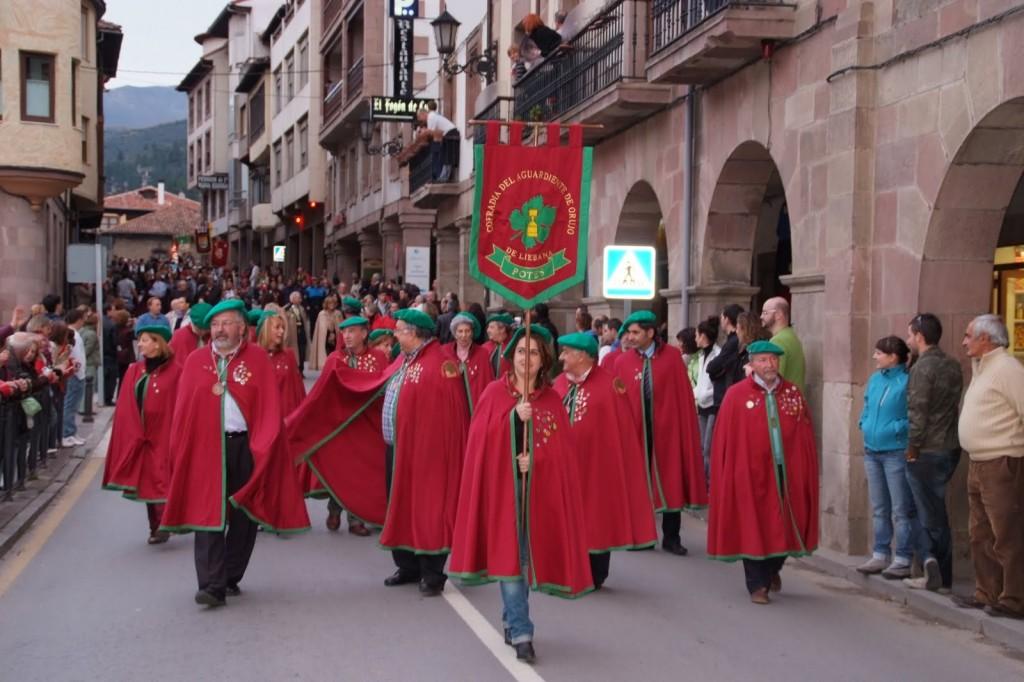 Fiesta del Orujo de Potes 2011