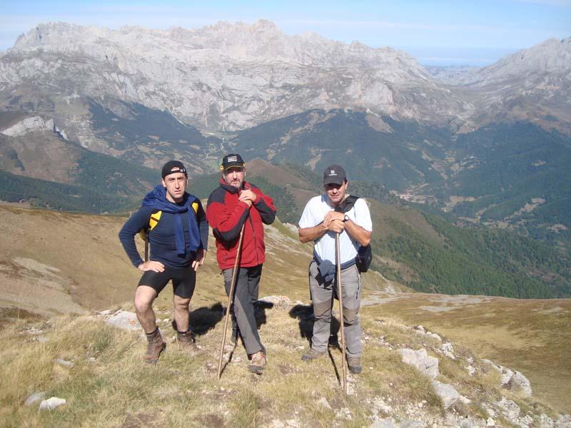 Rutas por Picos de Europa desde Espinama