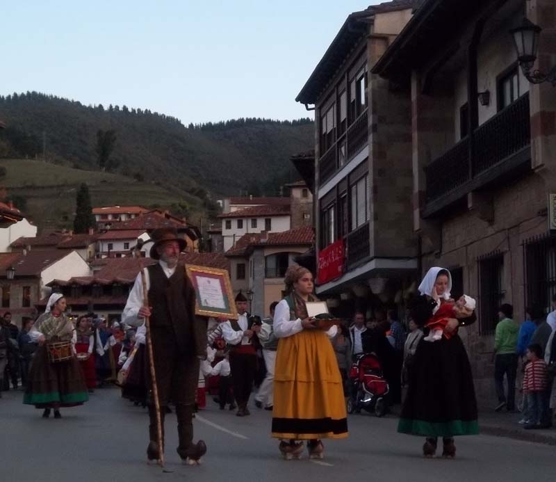 Fiesta del Orujo de Potes 2012