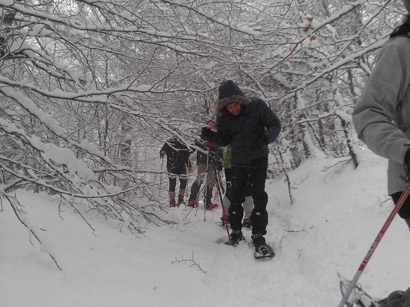 Raquetada Picos de Europa 2012