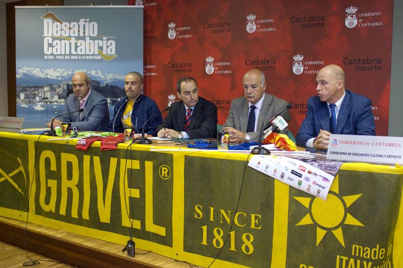 Presentacion II Desafio cantabria 2013