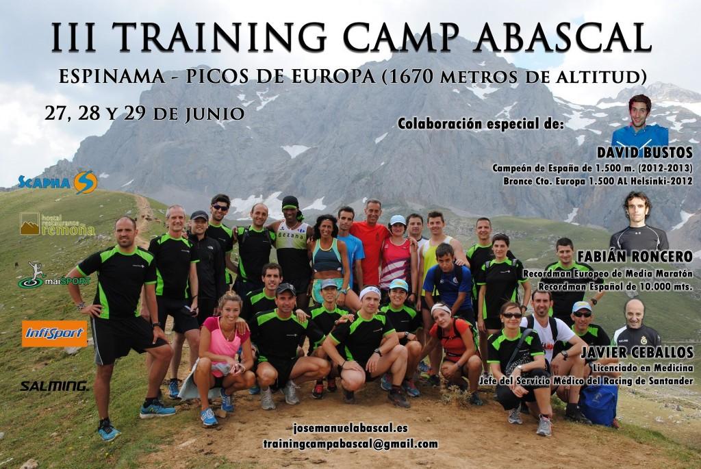 III Training Camp Abascal