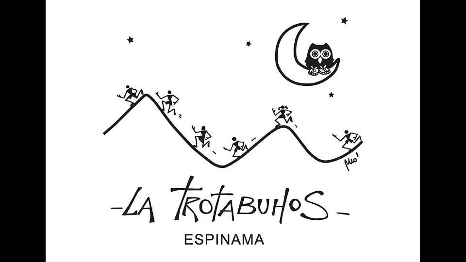 Trotabuhos Espinama 2014 dibujo camiseta