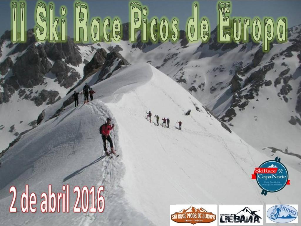 II Ski Race Picos de Europa