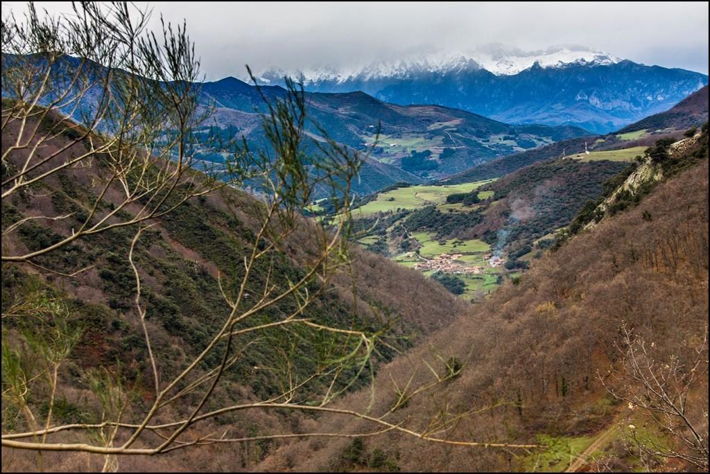Ruta Monte Hoyona-vistas